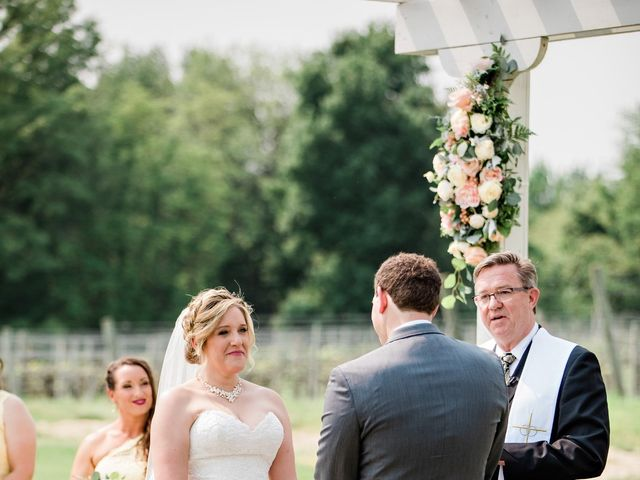 Edward and Diana's Wedding in Buchanan, Michigan 50
