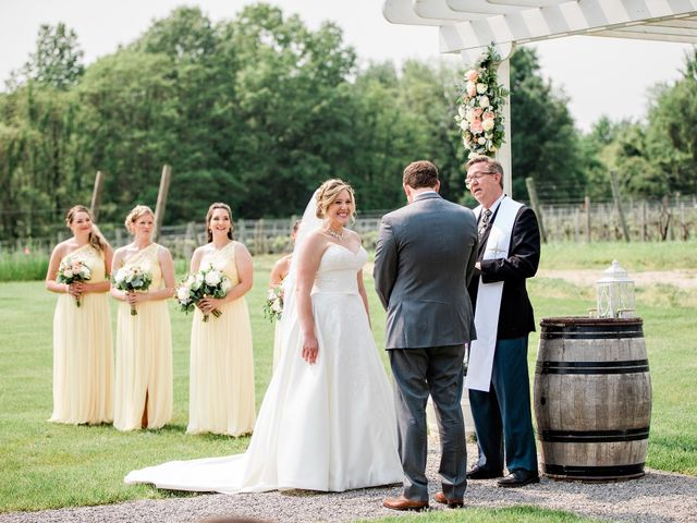 Edward and Diana's Wedding in Buchanan, Michigan 53