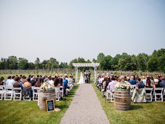 Edward and Diana's Wedding in Buchanan, Michigan 54