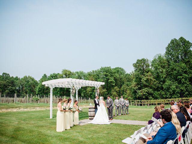 Edward and Diana's Wedding in Buchanan, Michigan 55