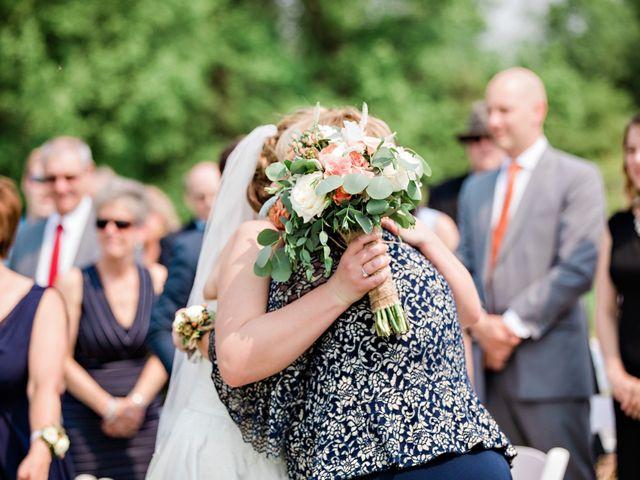 Edward and Diana's Wedding in Buchanan, Michigan 58