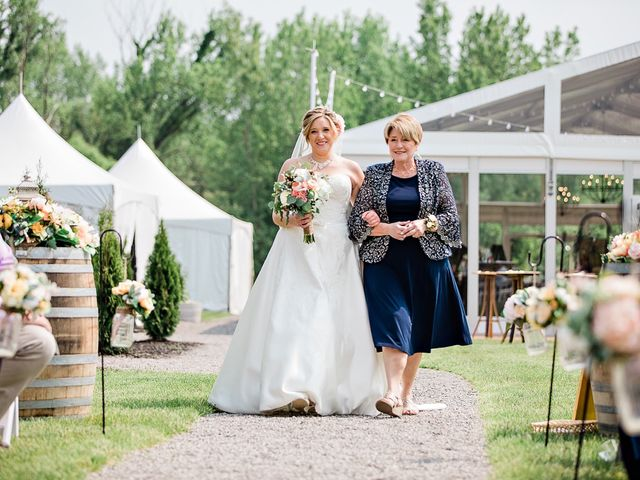 Edward and Diana's Wedding in Buchanan, Michigan 61