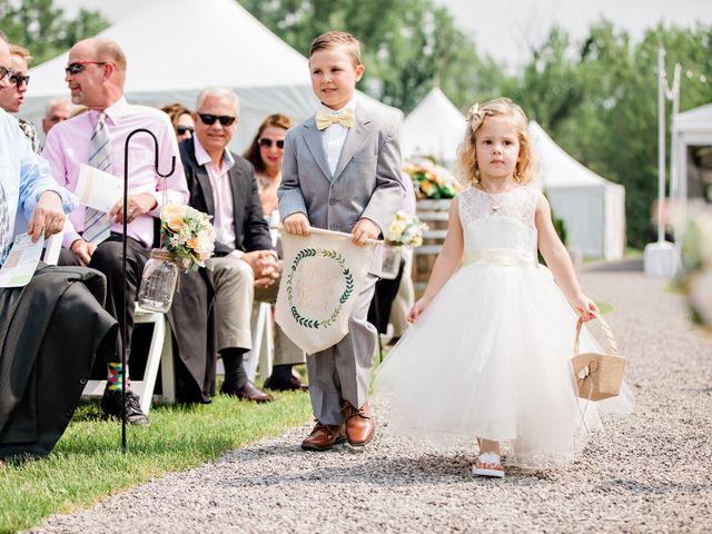 Edward and Diana's Wedding in Buchanan, Michigan 62
