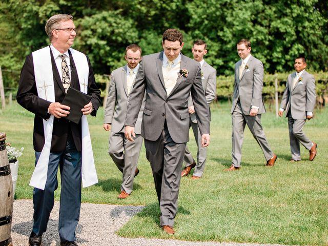 Edward and Diana's Wedding in Buchanan, Michigan 63