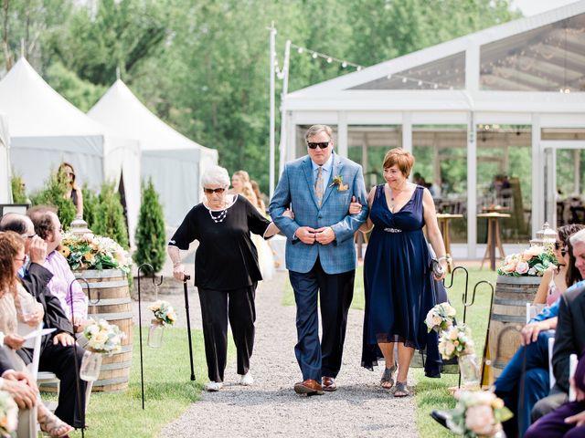 Edward and Diana's Wedding in Buchanan, Michigan 64