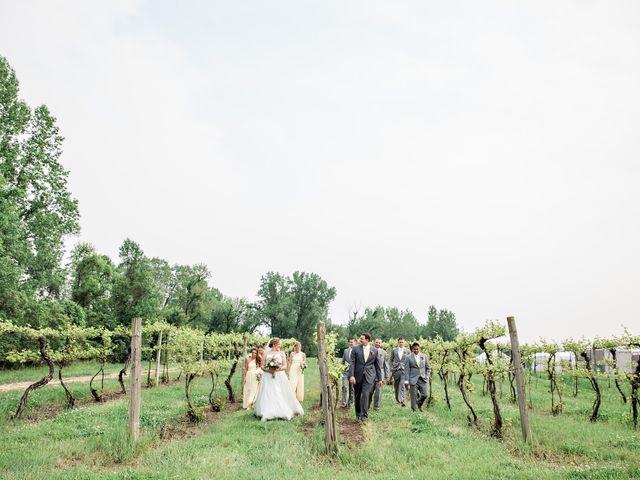 Edward and Diana's Wedding in Buchanan, Michigan 74