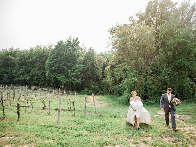 Edward and Diana's Wedding in Buchanan, Michigan 88