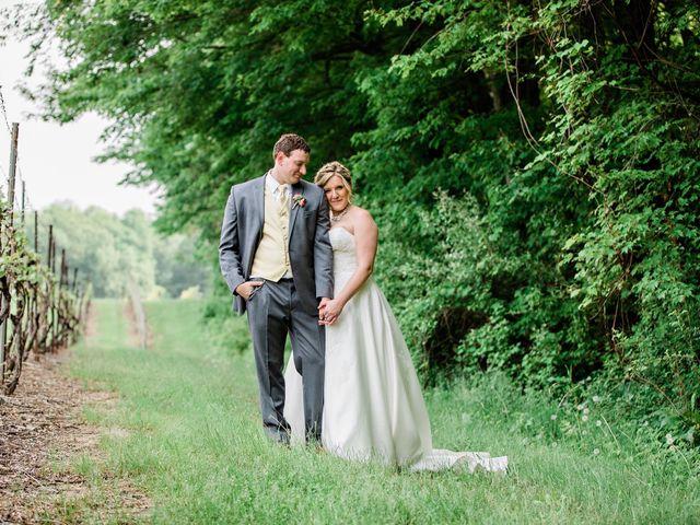 Edward and Diana's Wedding in Buchanan, Michigan 93