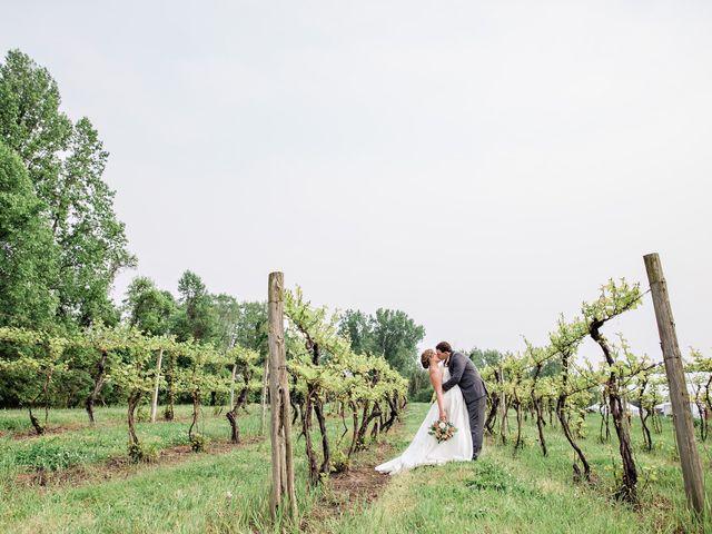 Edward and Diana's Wedding in Buchanan, Michigan 105