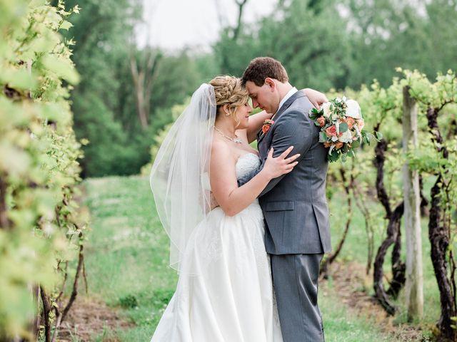Edward and Diana's Wedding in Buchanan, Michigan 109
