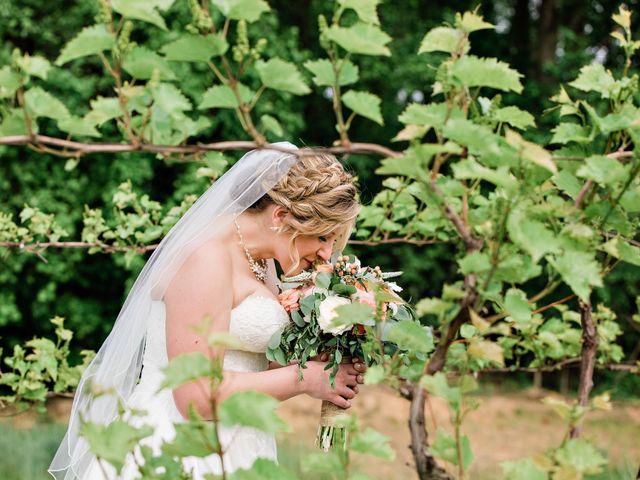 Edward and Diana's Wedding in Buchanan, Michigan 111