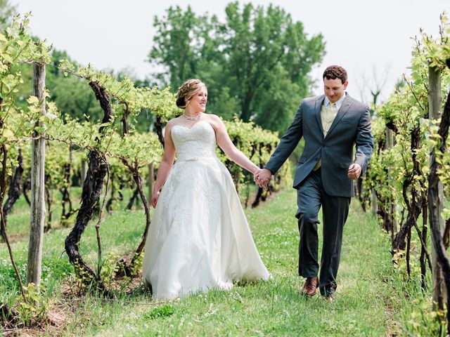 Edward and Diana's Wedding in Buchanan, Michigan 119