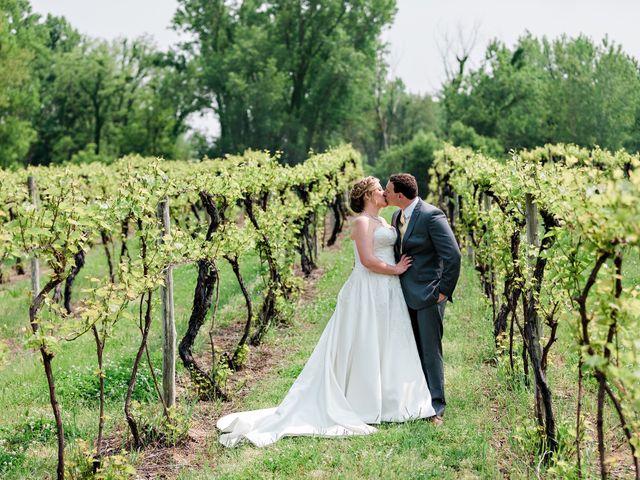 Edward and Diana's Wedding in Buchanan, Michigan 121