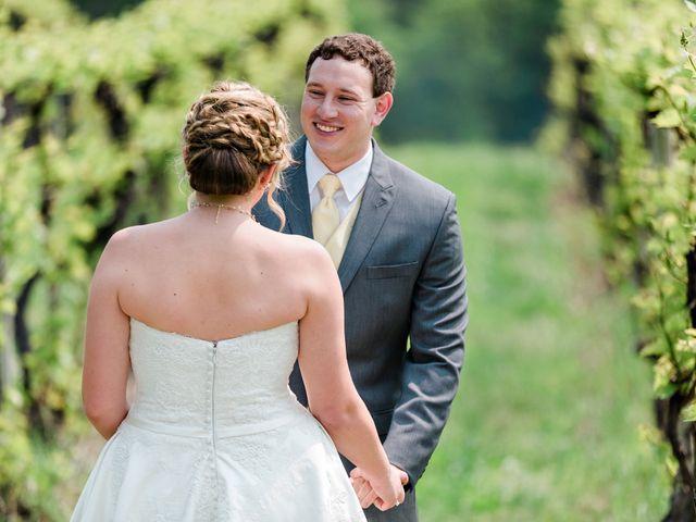 Edward and Diana's Wedding in Buchanan, Michigan 123