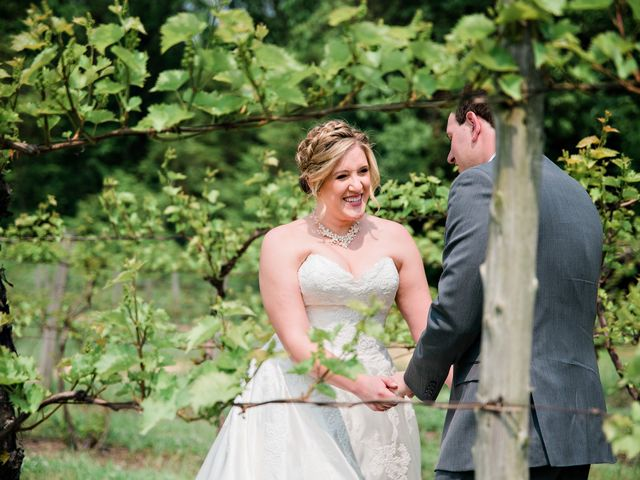 Edward and Diana's Wedding in Buchanan, Michigan 124