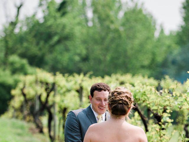 Edward and Diana's Wedding in Buchanan, Michigan 127