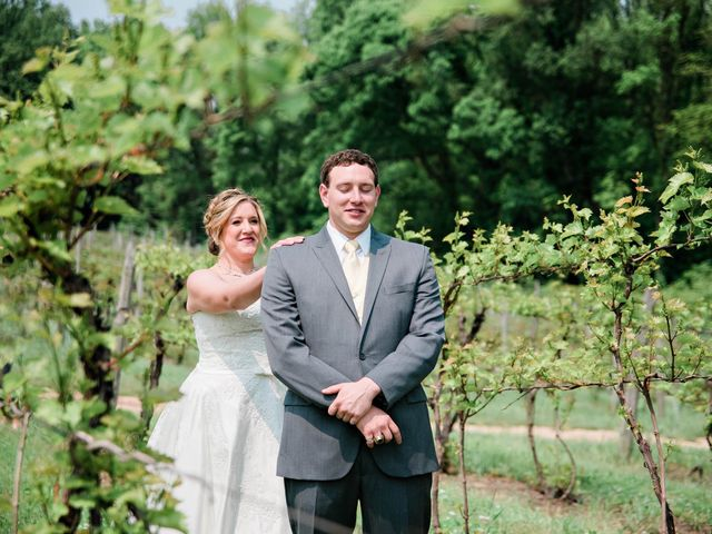 Edward and Diana's Wedding in Buchanan, Michigan 128
