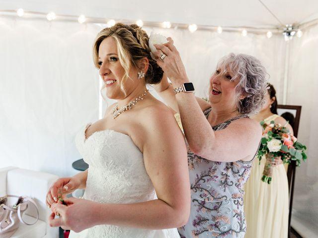 Edward and Diana's Wedding in Buchanan, Michigan 133