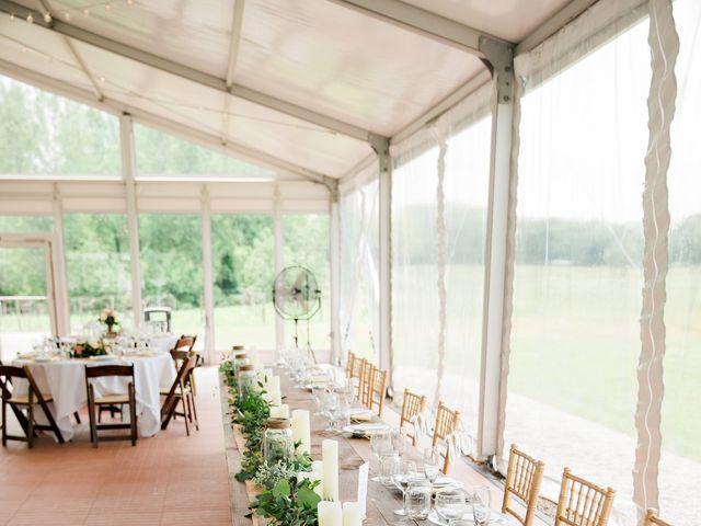 Edward and Diana's Wedding in Buchanan, Michigan 165