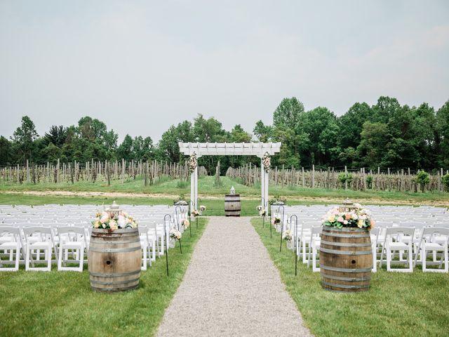 Edward and Diana's Wedding in Buchanan, Michigan 167