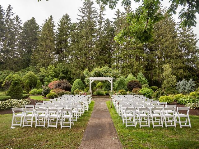 Lydia and Wade's Wedding in Vernon, New York 1