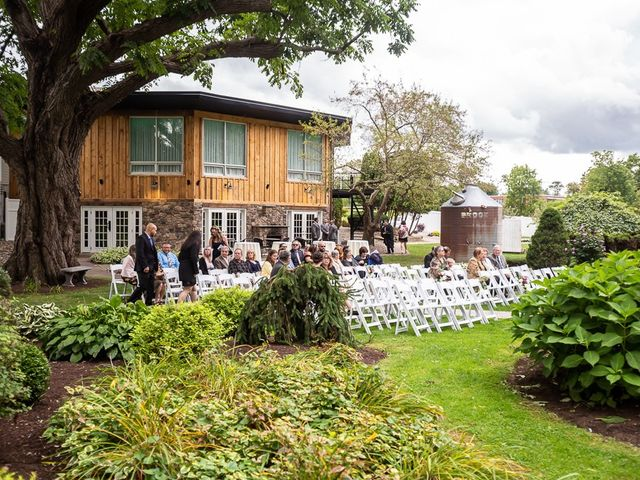 Lydia and Wade's Wedding in Vernon, New York 8