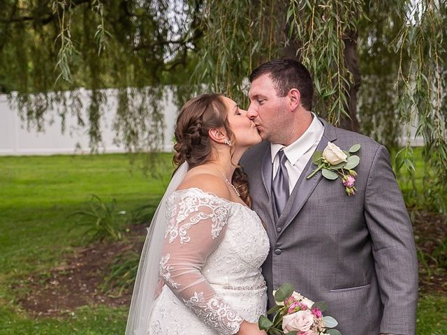Lydia and Wade's Wedding in Vernon, New York 11