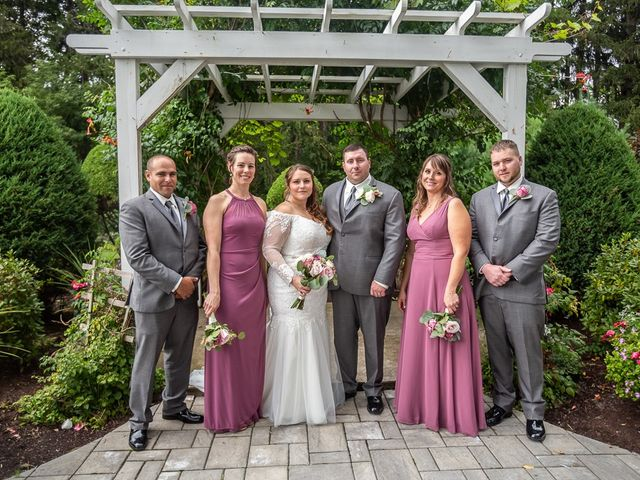 Lydia and Wade's Wedding in Vernon, New York 12