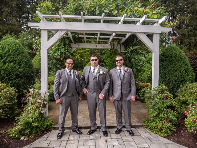 Lydia and Wade's Wedding in Vernon, New York 13