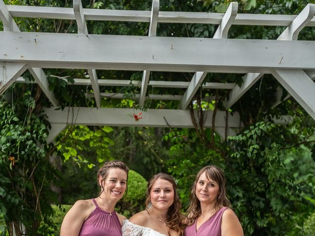 Lydia and Wade's Wedding in Vernon, New York 14