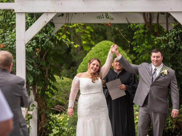 Lydia and Wade's Wedding in Vernon, New York 10