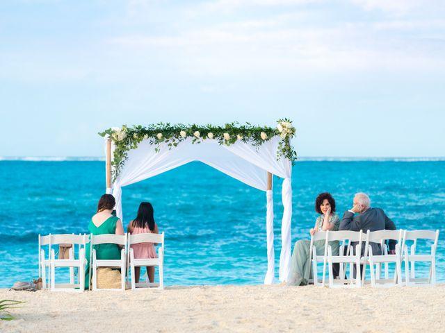 Jonathan and Natasha's Wedding in Grace Bay, Turks and Caicos 13