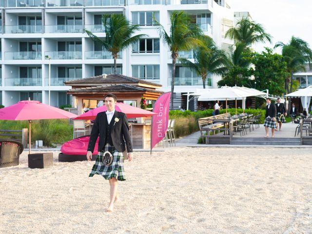 Jonathan and Natasha's Wedding in Grace Bay, Turks and Caicos 21