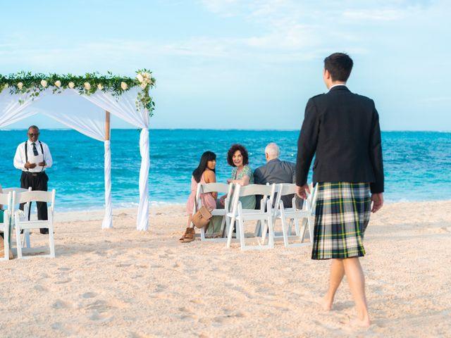Jonathan and Natasha's Wedding in Grace Bay, Turks and Caicos 16