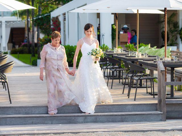 Jonathan and Natasha's Wedding in Grace Bay, Turks and Caicos 22
