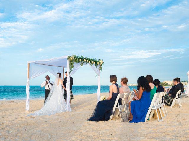 Jonathan and Natasha's Wedding in Grace Bay, Turks and Caicos 23