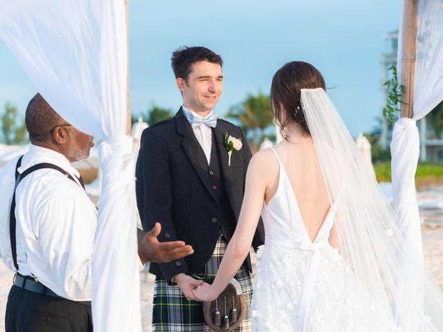 Jonathan and Natasha's Wedding in Grace Bay, Turks and Caicos 24