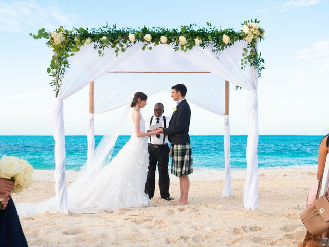 Jonathan and Natasha's Wedding in Grace Bay, Turks and Caicos 26