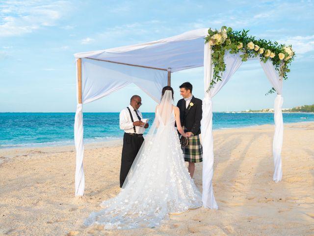 Jonathan and Natasha's Wedding in Grace Bay, Turks and Caicos 27