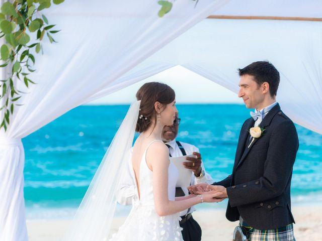 Jonathan and Natasha's Wedding in Grace Bay, Turks and Caicos 28