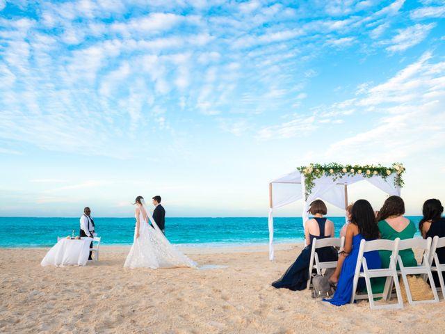 Jonathan and Natasha's Wedding in Grace Bay, Turks and Caicos 31