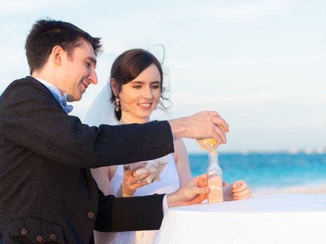 Jonathan and Natasha's Wedding in Grace Bay, Turks and Caicos 33