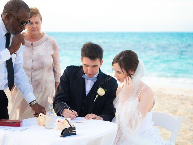Jonathan and Natasha's Wedding in Grace Bay, Turks and Caicos 34