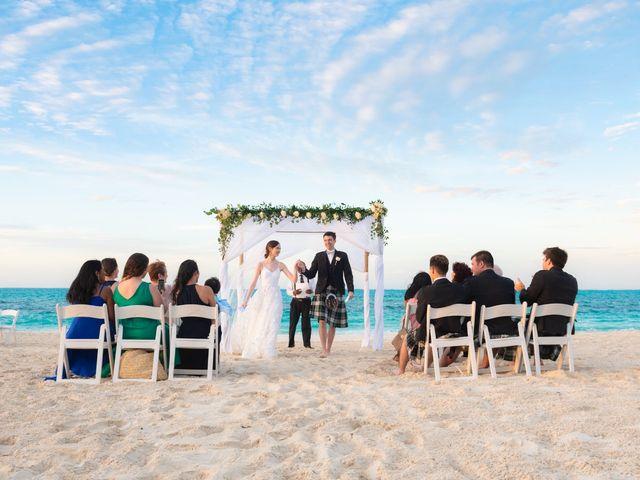 Jonathan and Natasha's Wedding in Grace Bay, Turks and Caicos 36