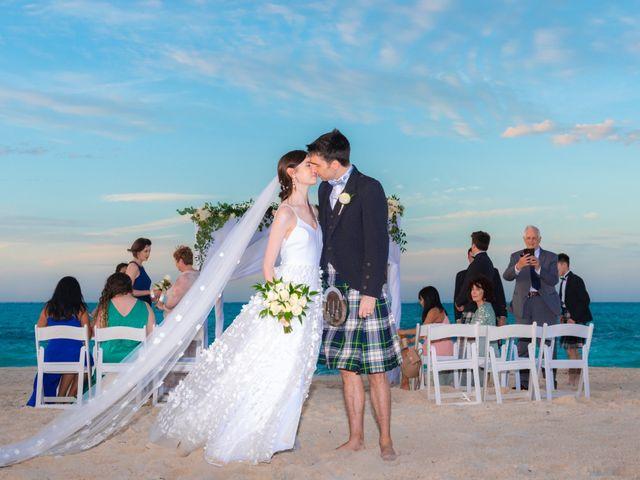 Jonathan and Natasha's Wedding in Grace Bay, Turks and Caicos 37