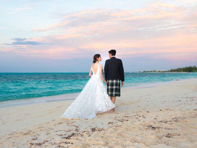 Jonathan and Natasha's Wedding in Grace Bay, Turks and Caicos 43
