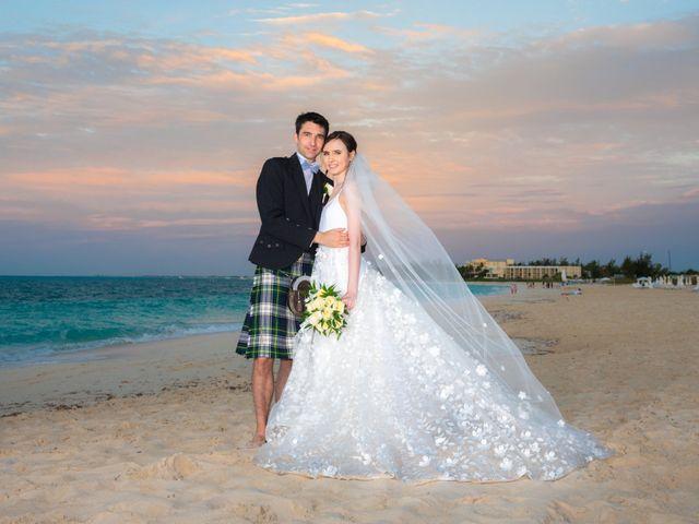 Jonathan and Natasha's Wedding in Grace Bay, Turks and Caicos 44