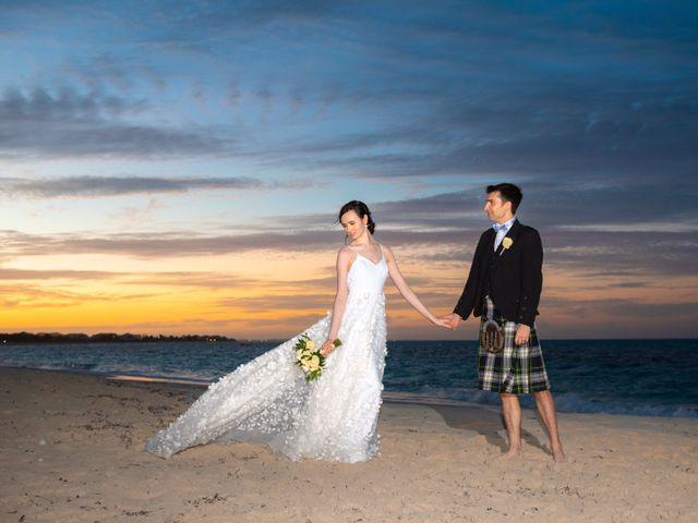 Jonathan and Natasha's Wedding in Grace Bay, Turks and Caicos 45
