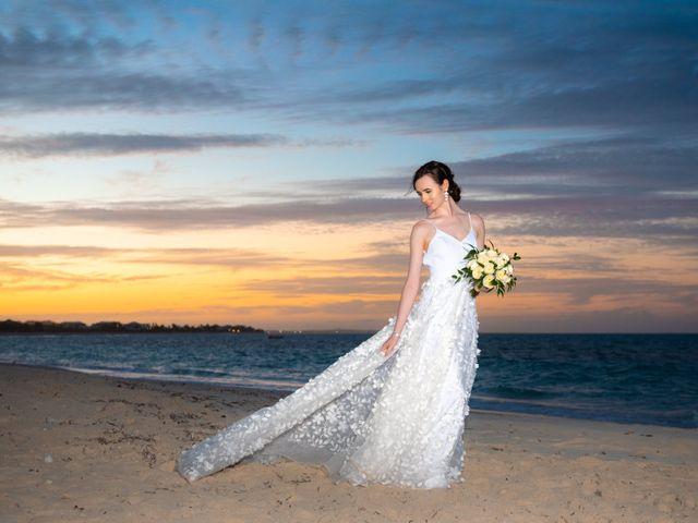 Jonathan and Natasha's Wedding in Grace Bay, Turks and Caicos 46