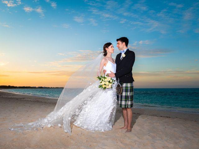 Jonathan and Natasha's Wedding in Grace Bay, Turks and Caicos 47